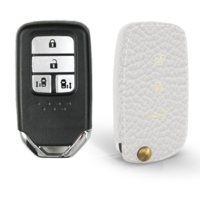 Honda 専用 TypeA-3 Car Key Case Shrink Leather Case