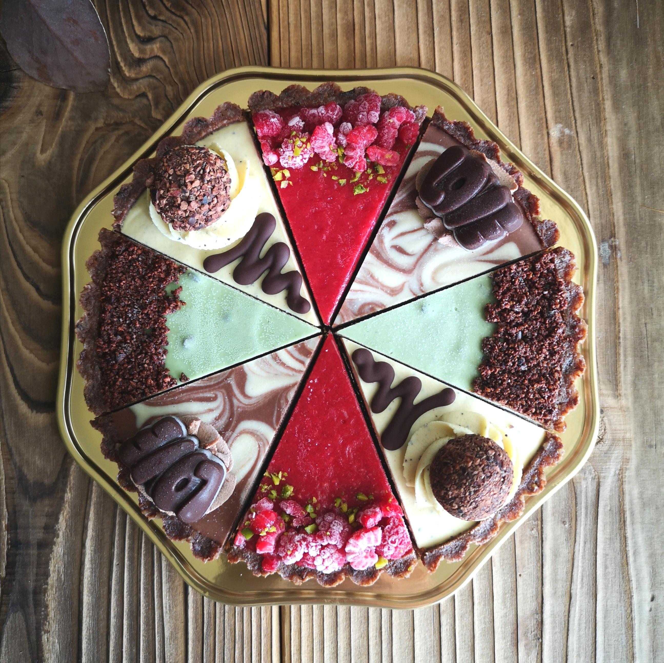季節のローチョコレートケーキ アソートセット Vol.16