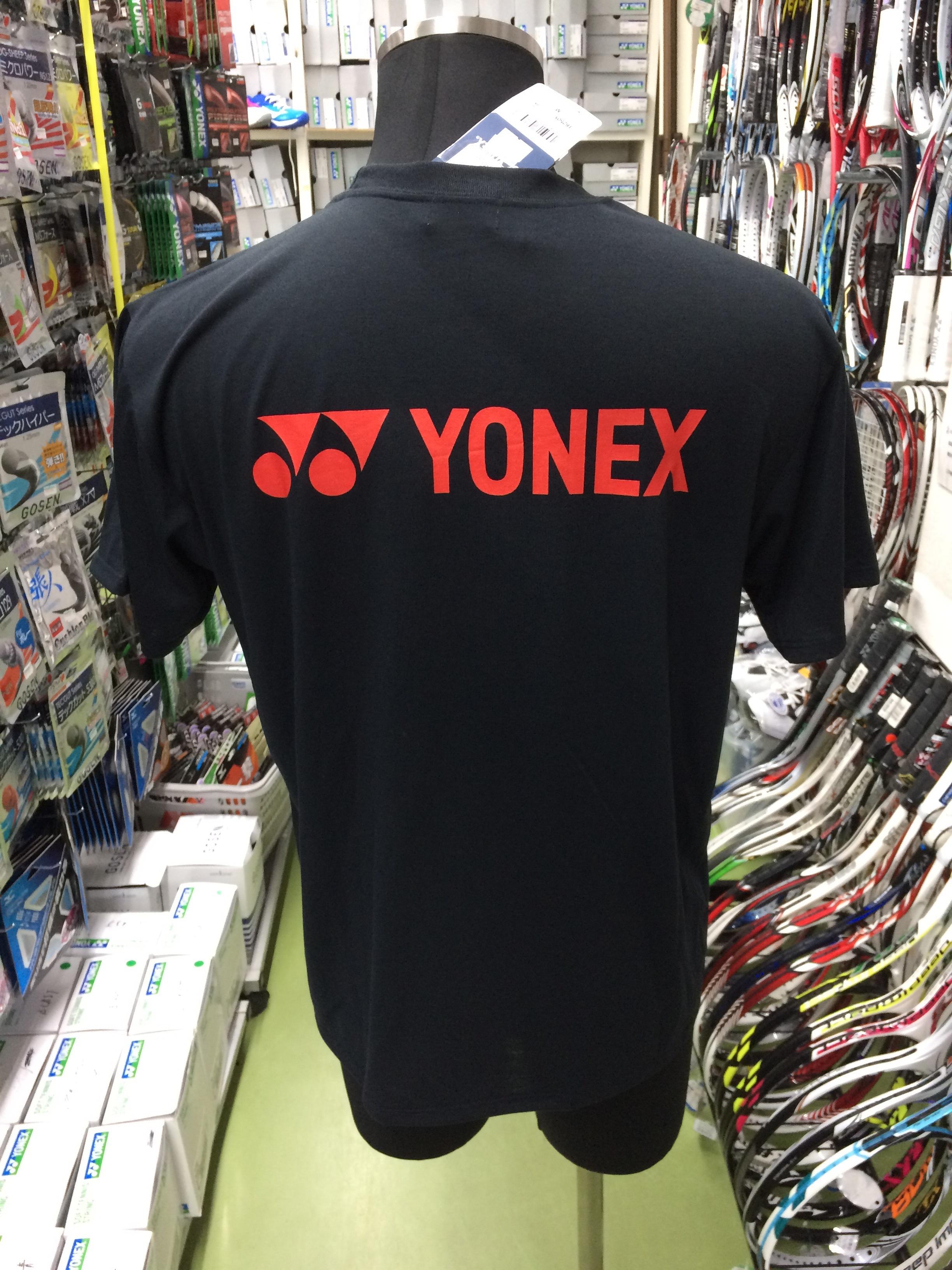 ヨネックス ユニドライTシャツ 16250Y - 画像2