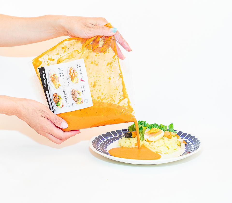 ガパオ〜唐辛子の酢漬け付き〜