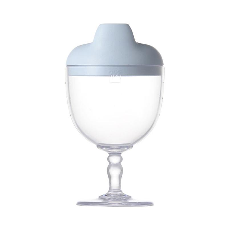 Reale レアーレ ワイングラス型カップ /ソムリエスパウト/ブルー