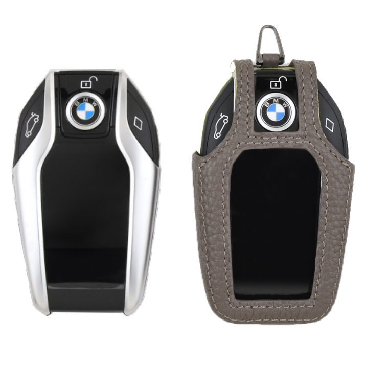 BMW 専用 Type-M Car Key Case Shrink Leather Case
