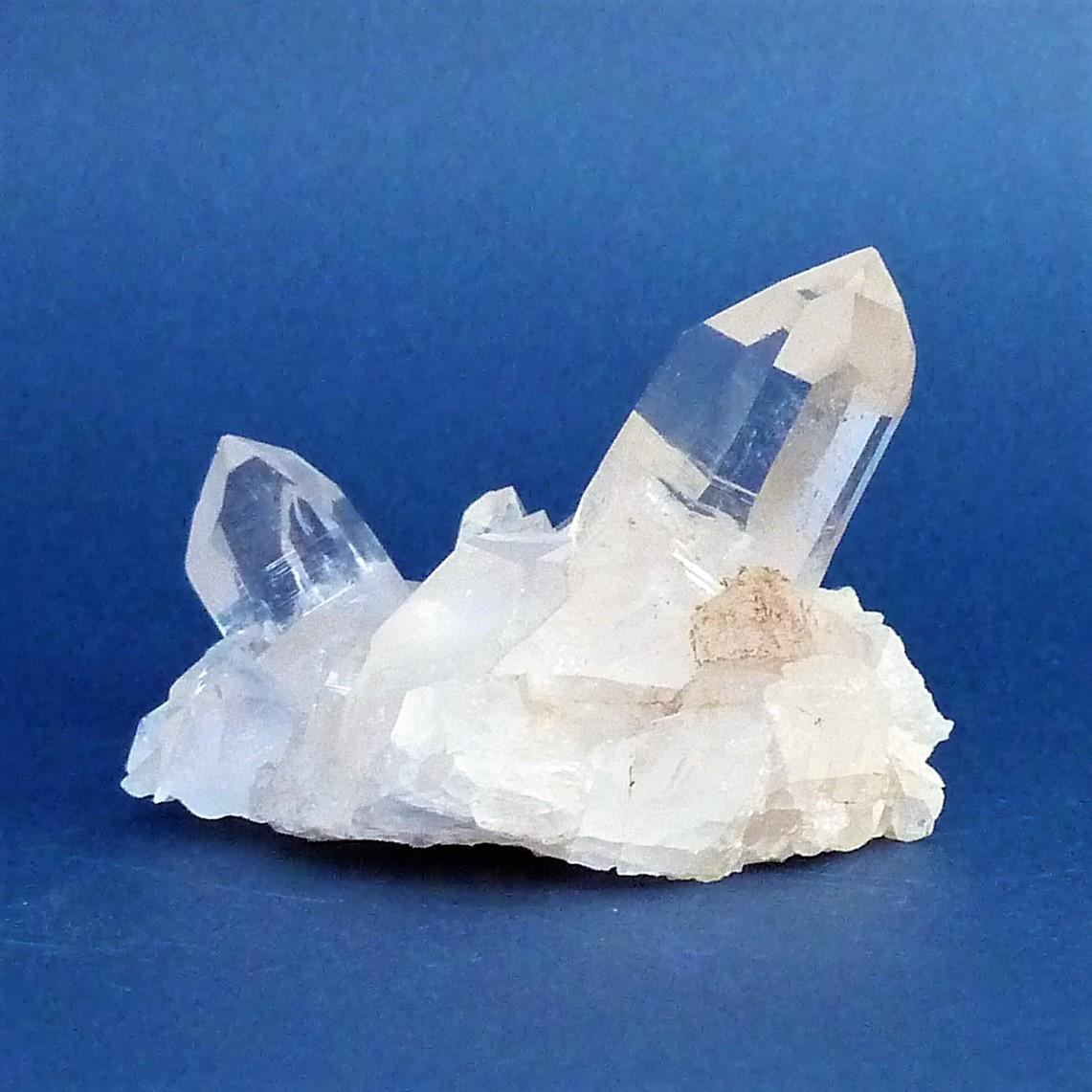 インド・マニカラン地方産 ヒマラヤ水晶クラスター 73g
