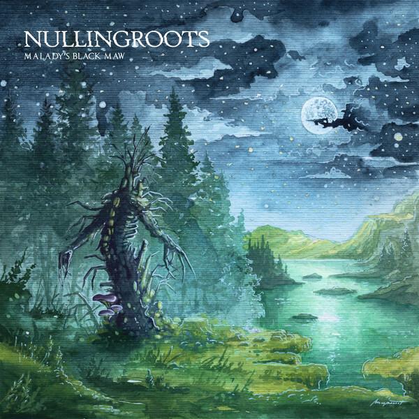 NULLINGROOTS - Malady's Black Maw (CD)
