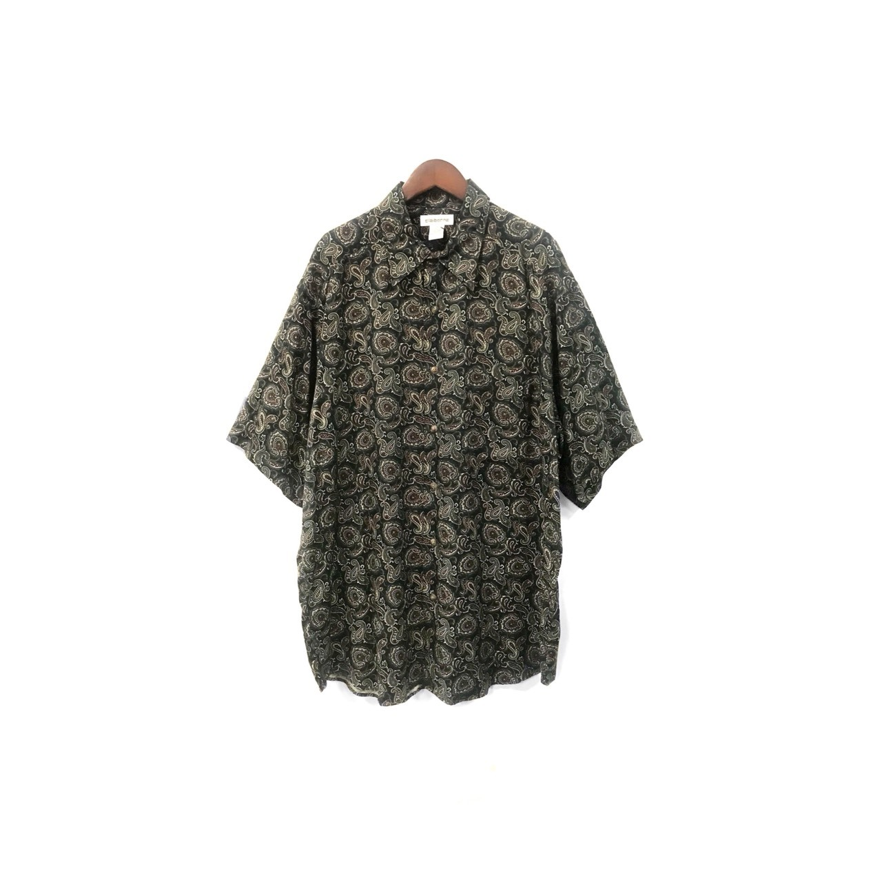 USED - Paisley Rayon Shirt ¥9000+tax → ¥7200+tax