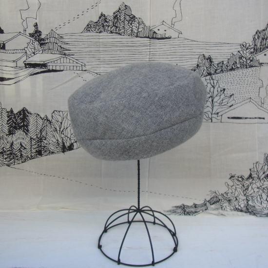 リバーシブルラインベレー帽子 全3色 - 画像3