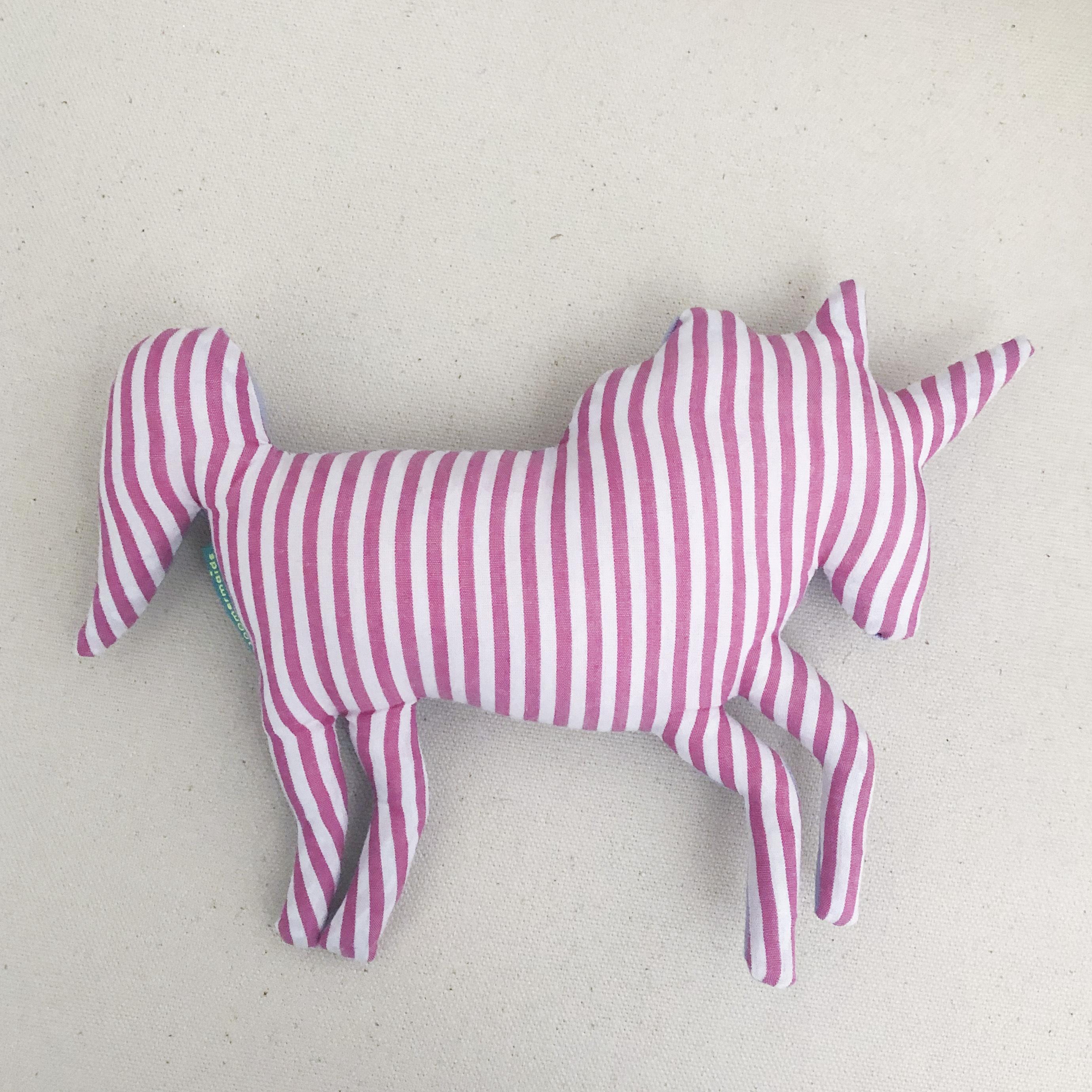 ぬいぐるみBODY_UNICORN_(pink_stripe/lavender)