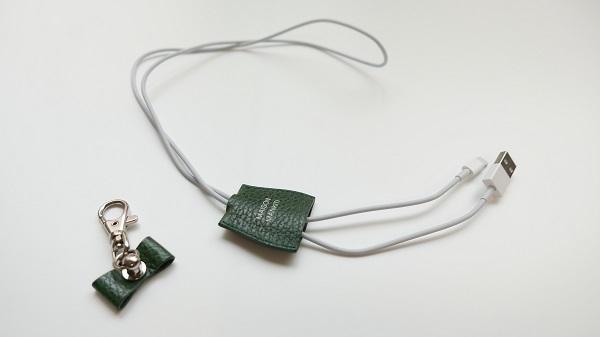 i phone ケーブルホルダー  cable holder  - 画像3