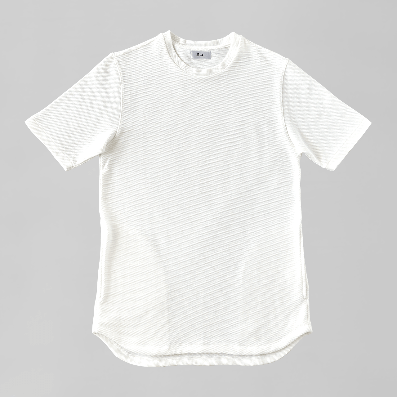 スウェディッシュカノコT / Swedish Kanoko T #WHITE
