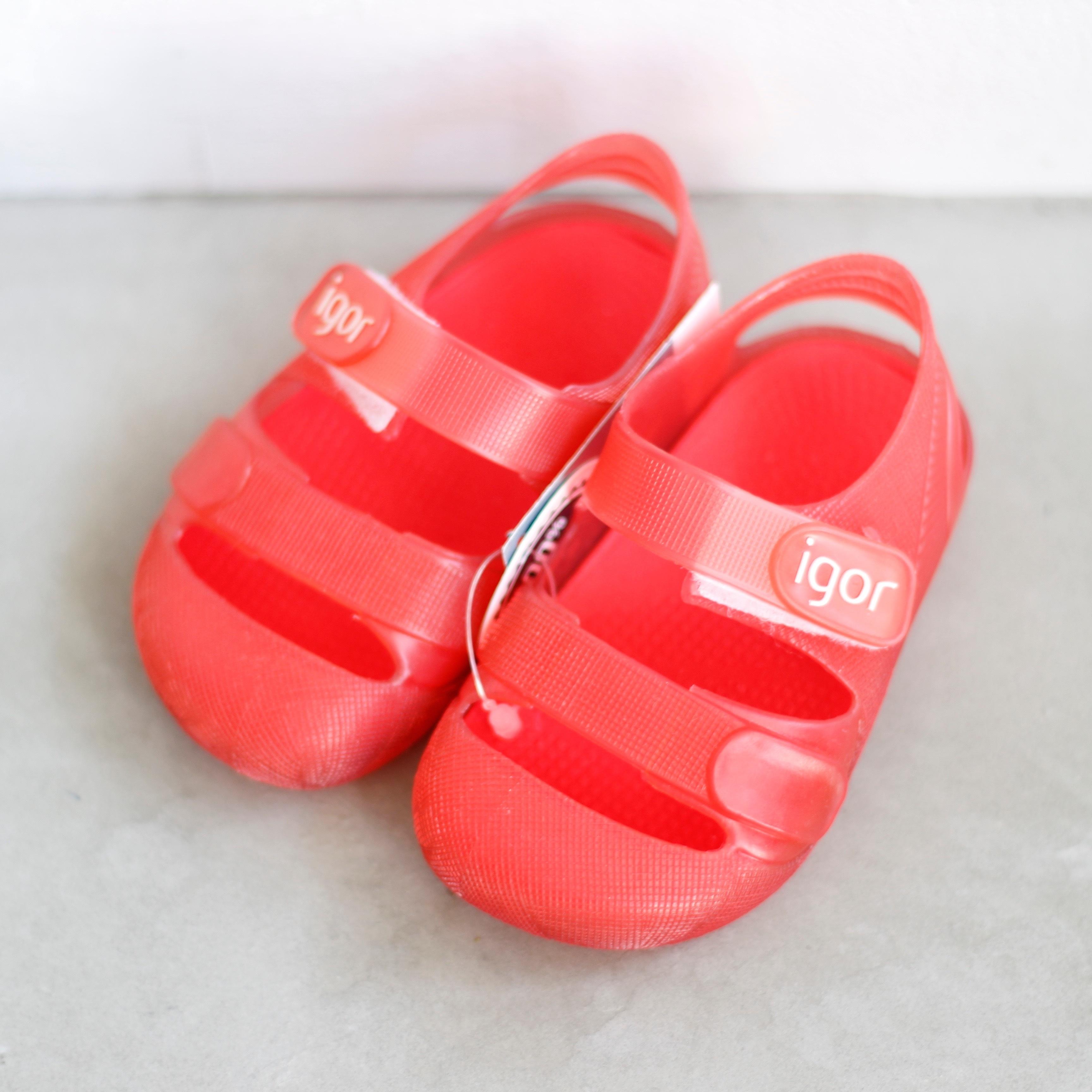 《igor》BONDI / Rojo(red)/ 12〜16cm