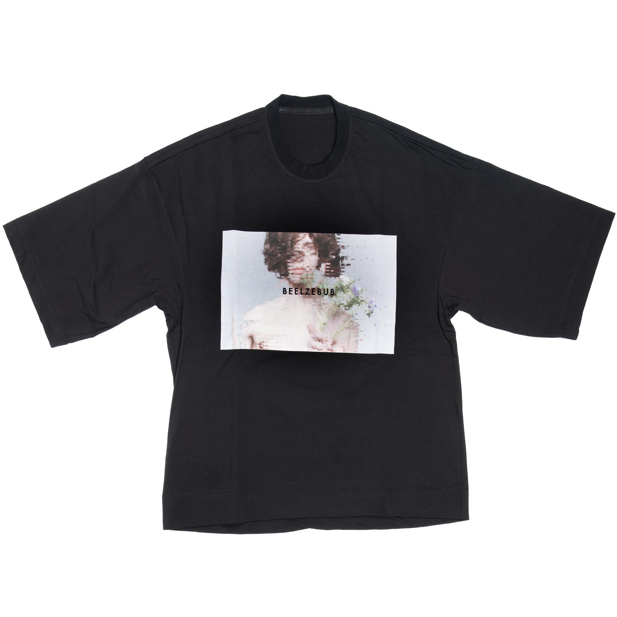 657CPM12-BLACK / プリントTシャツ