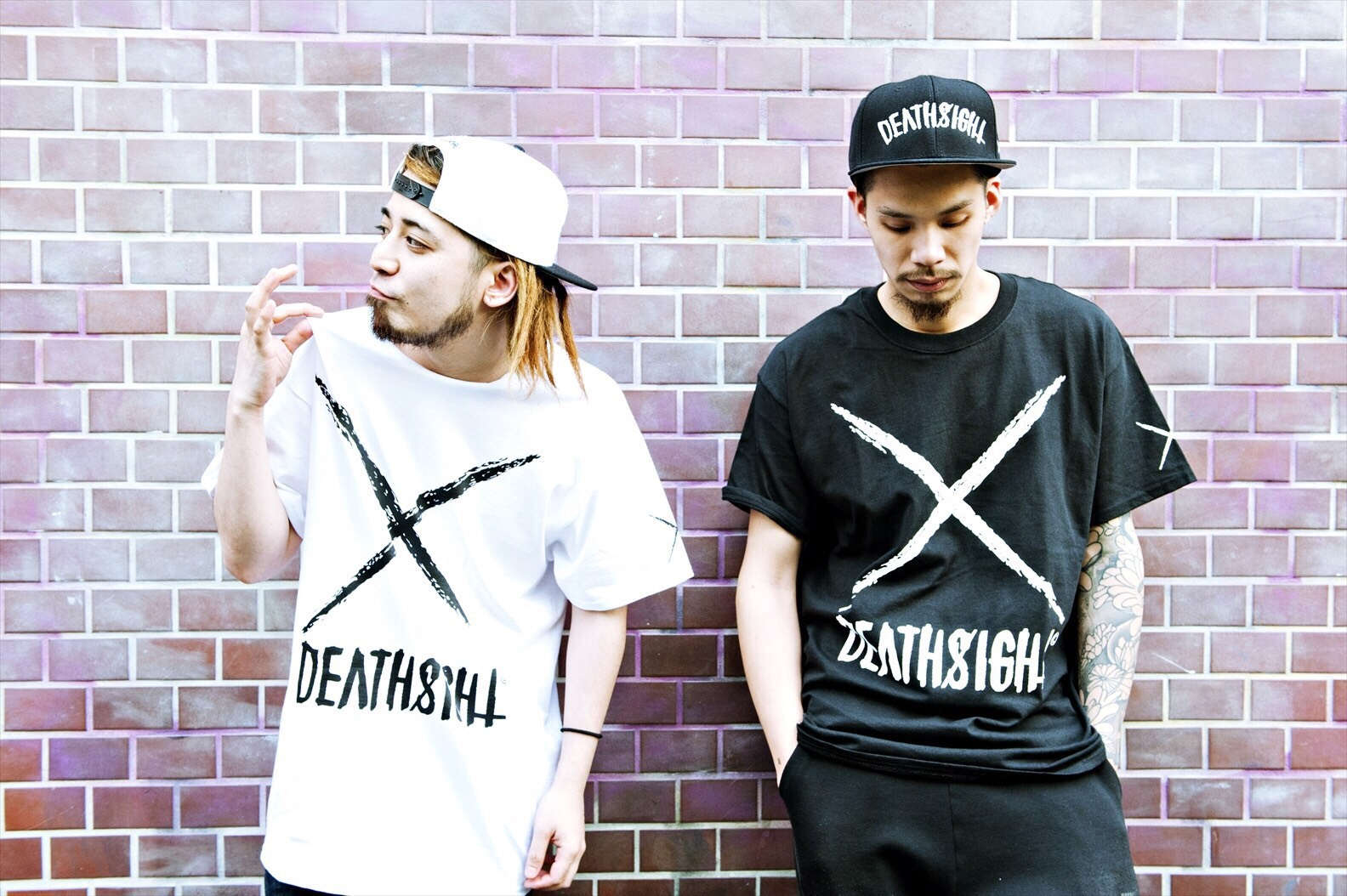 """deathsight"" Tees / BLACK - 画像5"