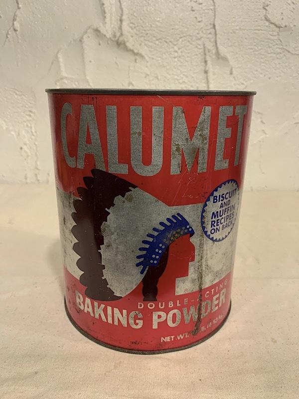 """TIN CANS """" CALUMET """""""