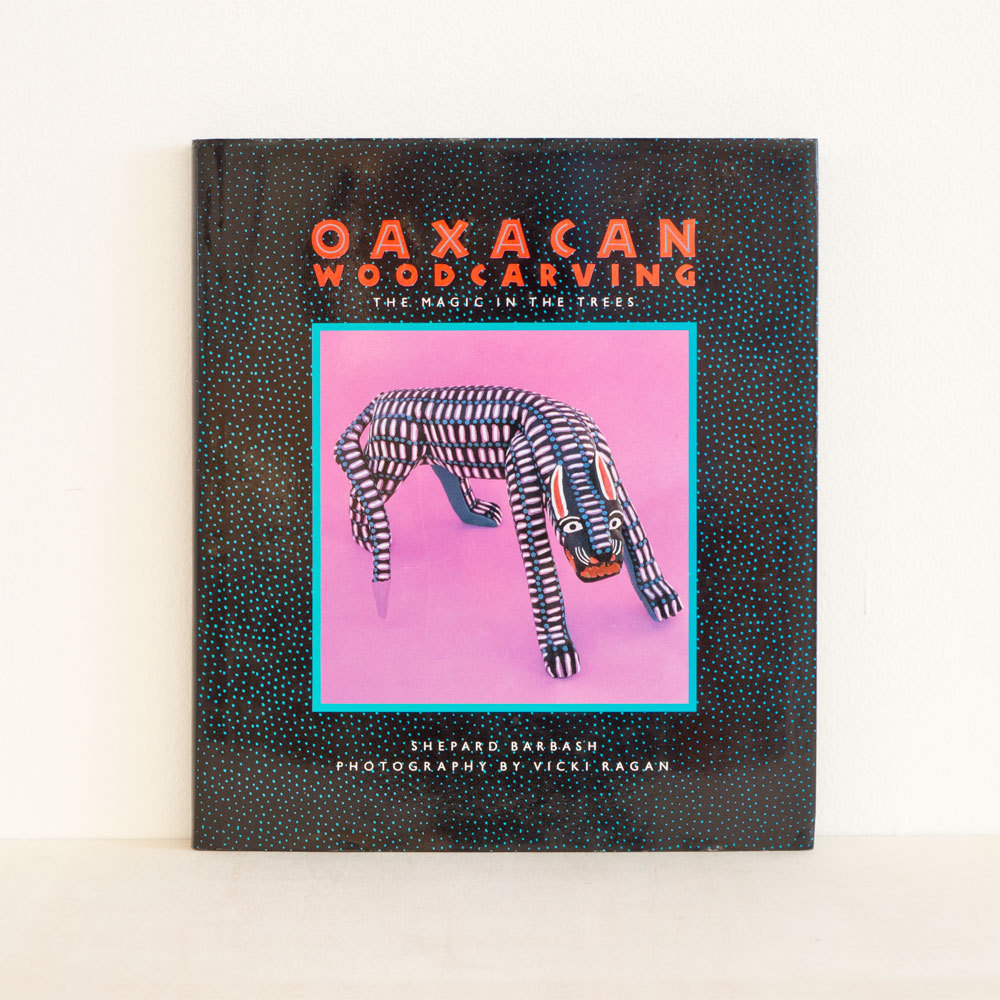 古書 再入荷 oaxacan wood carving The Magic in the Trees
