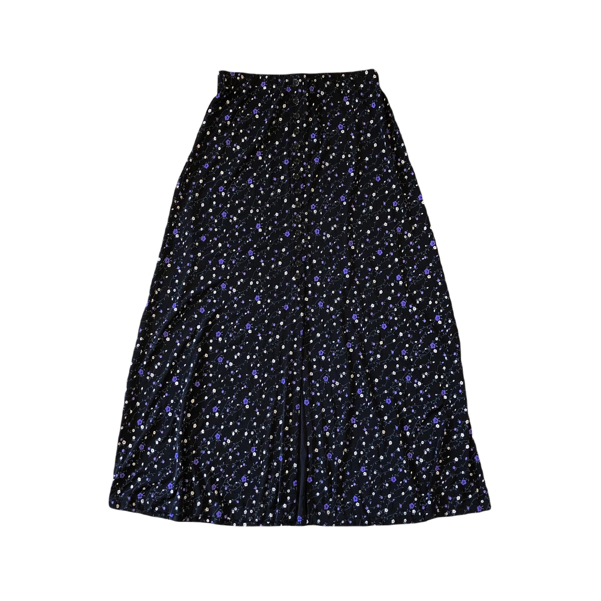 Briggs Floral Long Skirt ¥5,400+tax