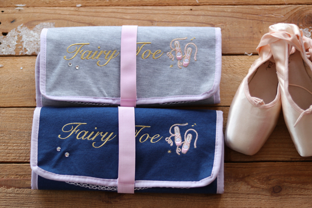 Fairy Toe トウシューズケース