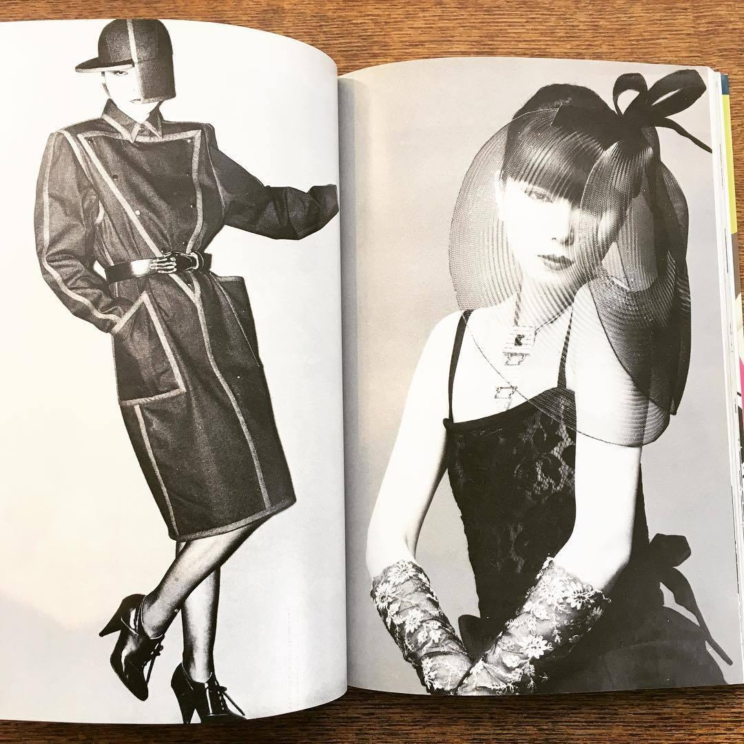 ファッションの本「小夜子の魅力学/山口小夜子」 - 画像3