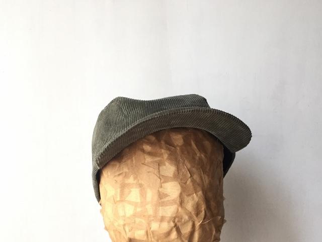 WOTING CAP | CORDUROY KHAKI