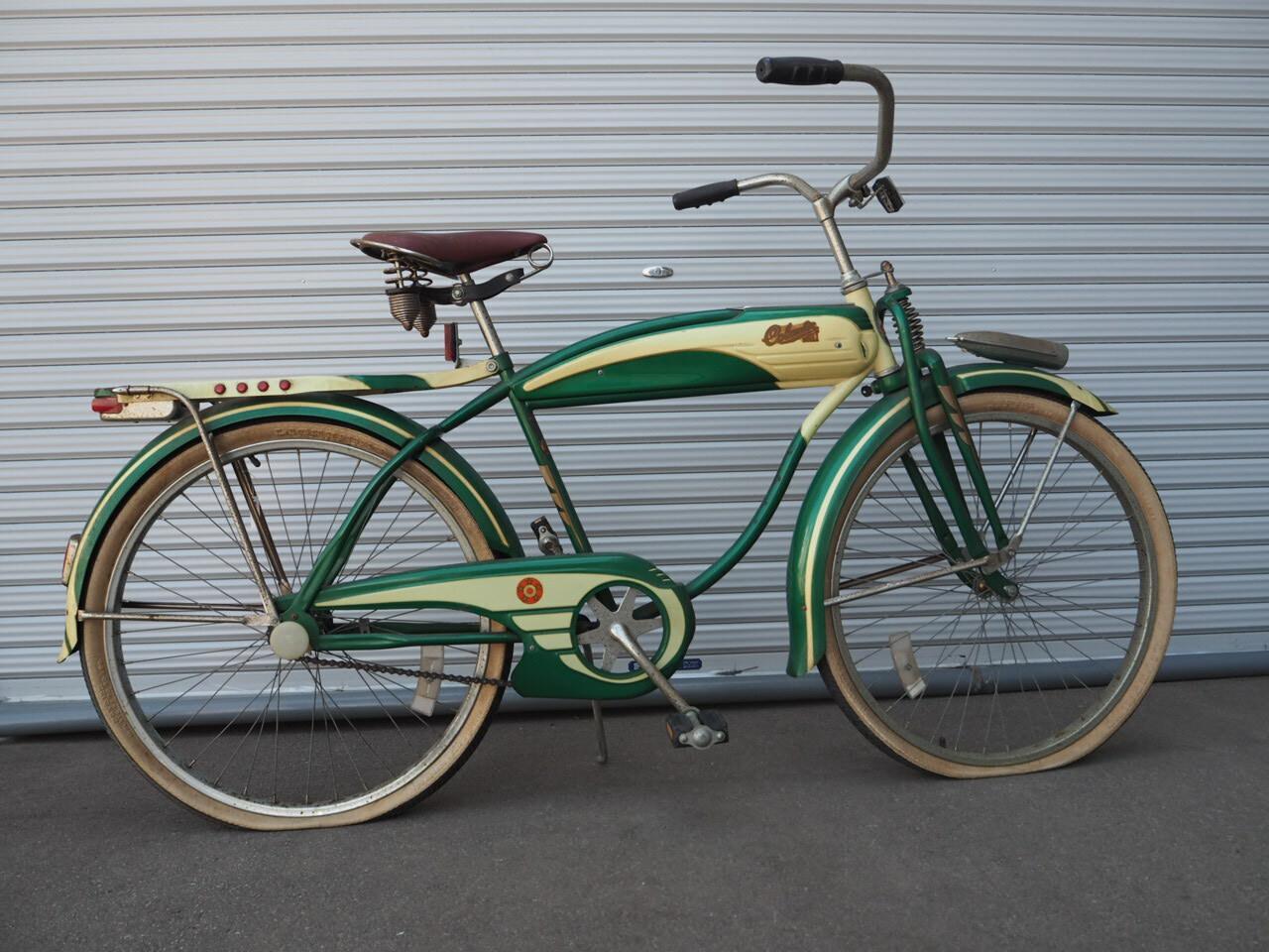品番2617 1940年代 コロンビア自転車 011