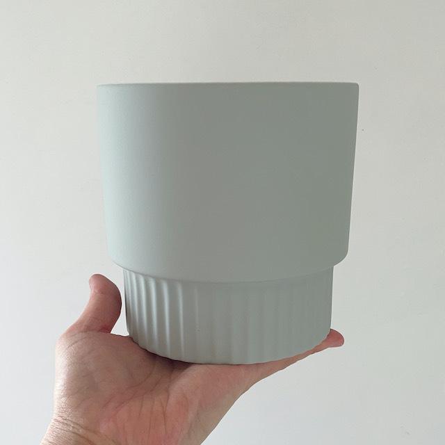 "ceramic pot FARM ""Elma 13H"" 鉢カバー"