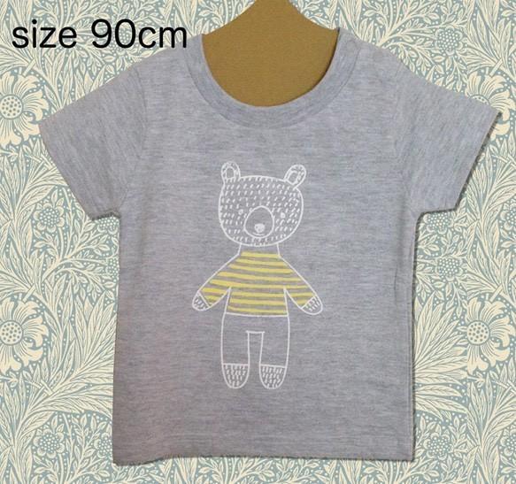 <受注生産>ベビーTシャツ(90サイズ以上〜キッズサイズ)