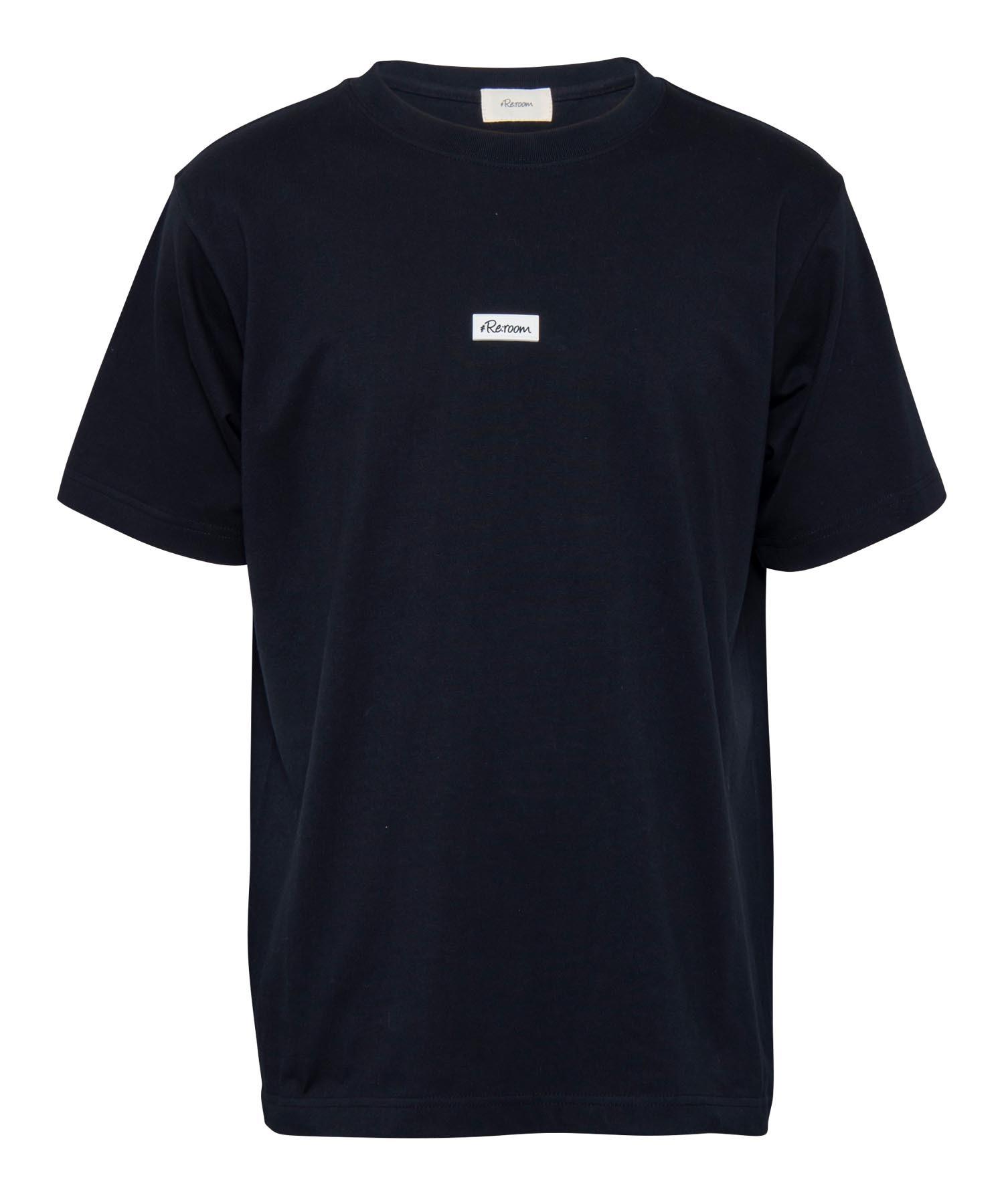RUBBER WAPPEN LOGO T-shirt[REC314]