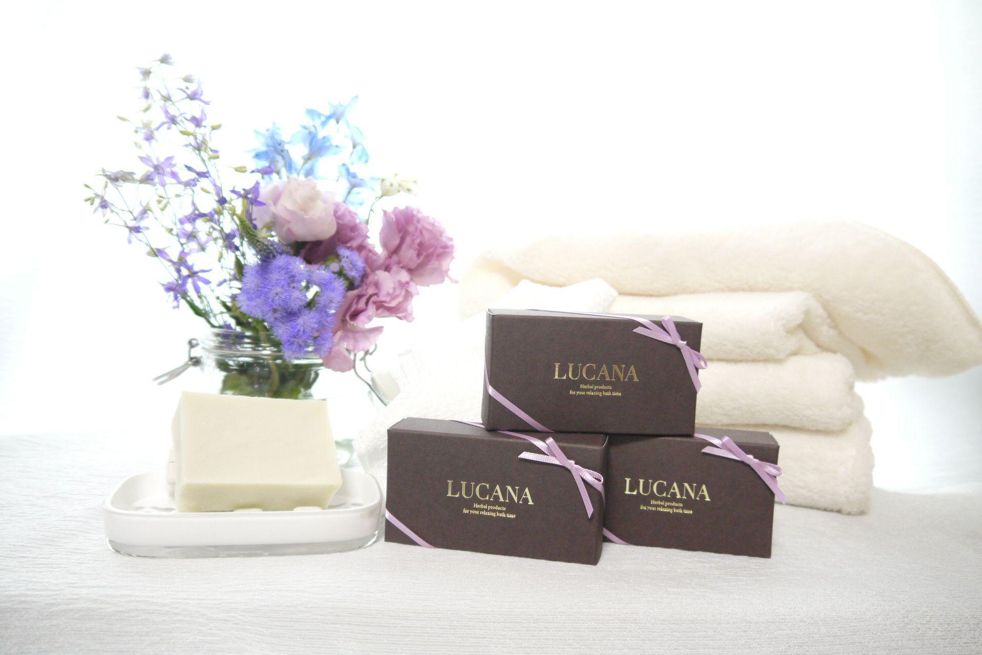 Premium Lavender Soap (プレミアム ラベンダー ソープ)