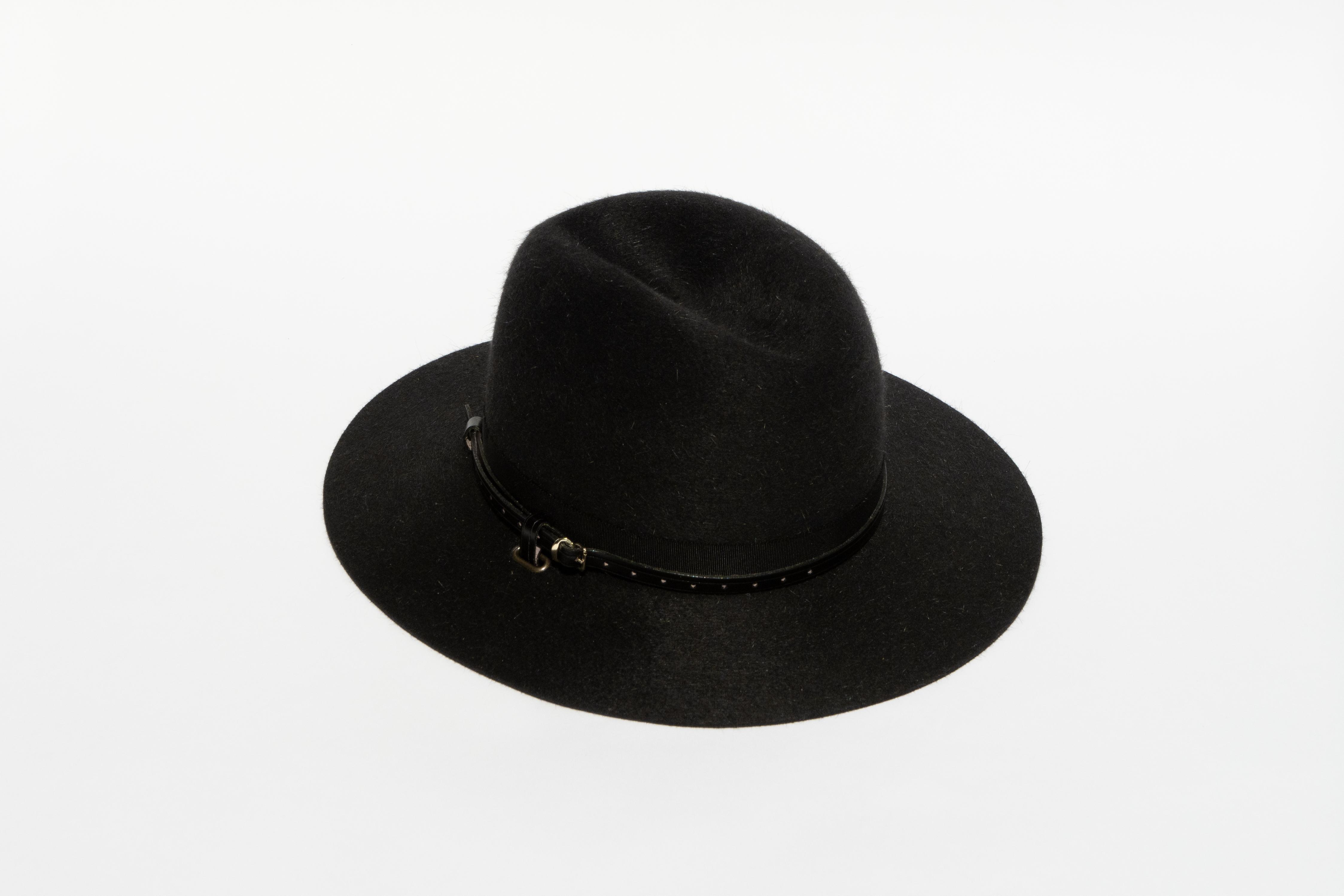 "Jerry Wander / Chin Strap Ranger Hat ""Arafa"""