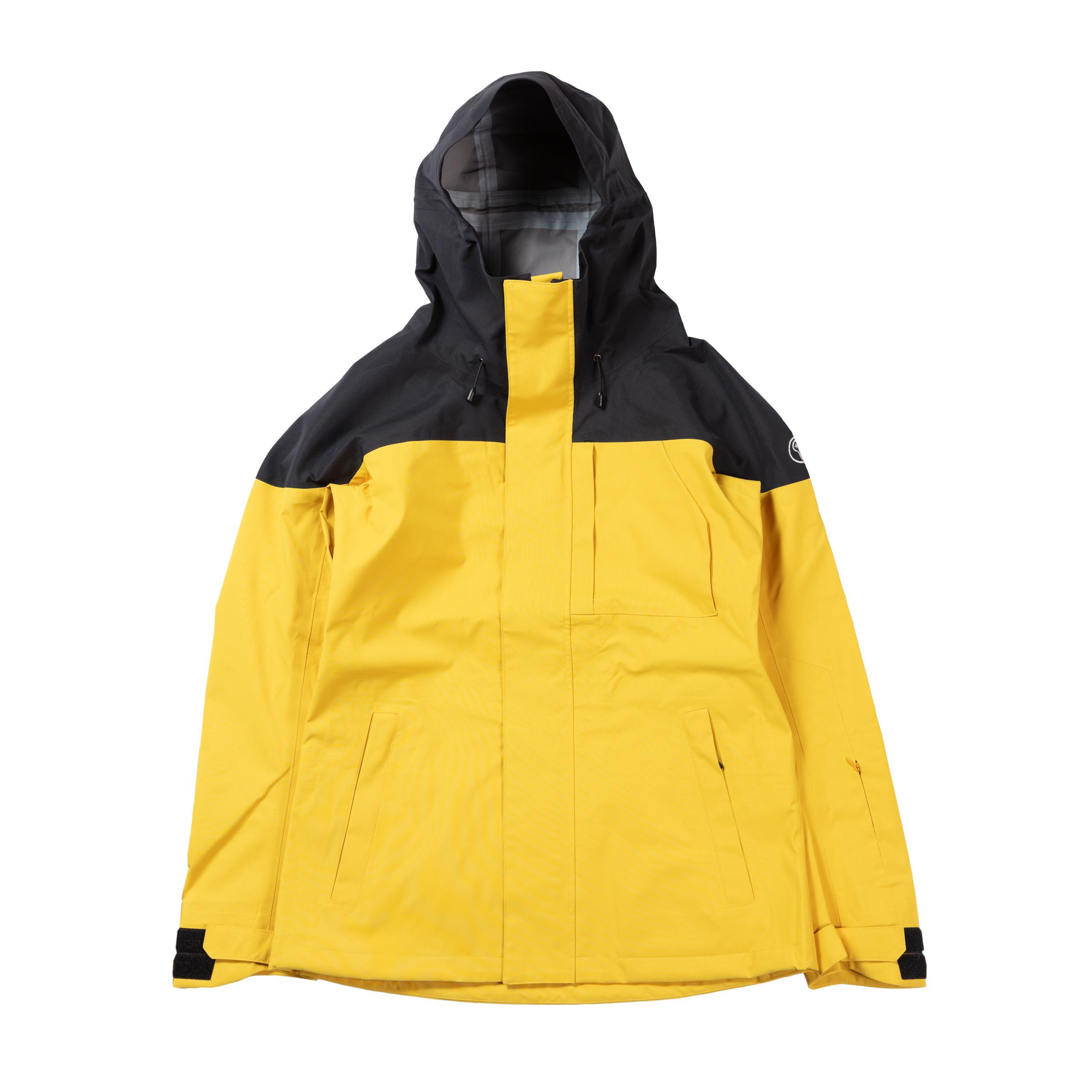 2021unfudge snow wear // PEEP JACKET // YELLOW / 10月中旬発送