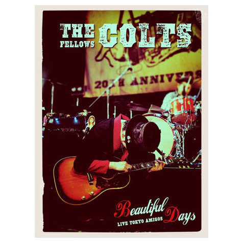 ★THE COLTS DVD「BEAUTIFUL DAYS」.  RVDV-014