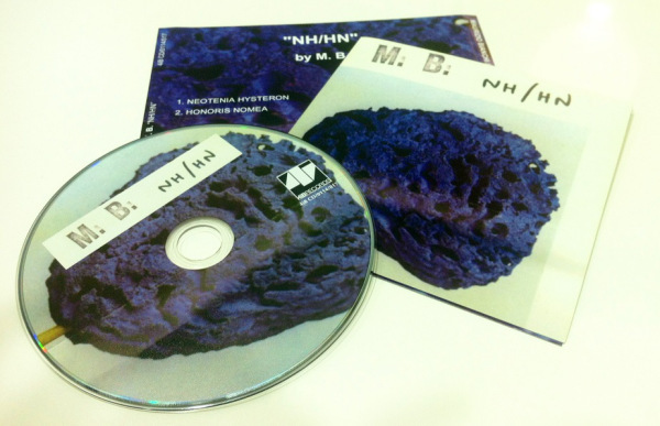 MAURIZIO BIANCHI - NH / HN  CD - 画像2