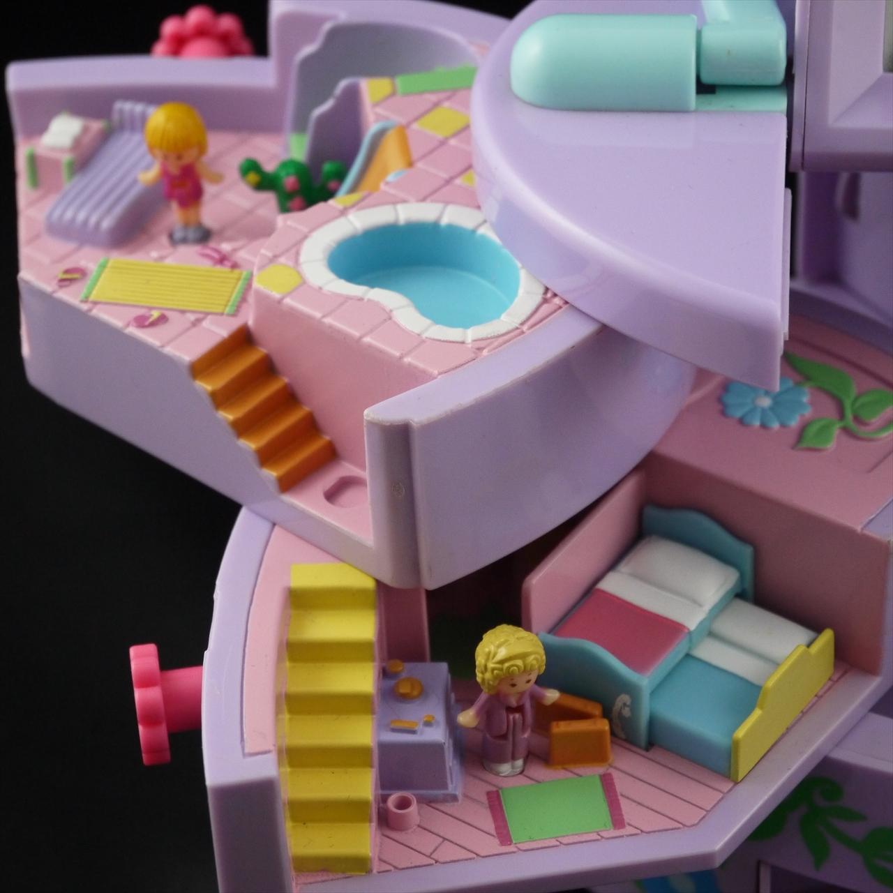 プルアウトプレイハウス 1991年 完品