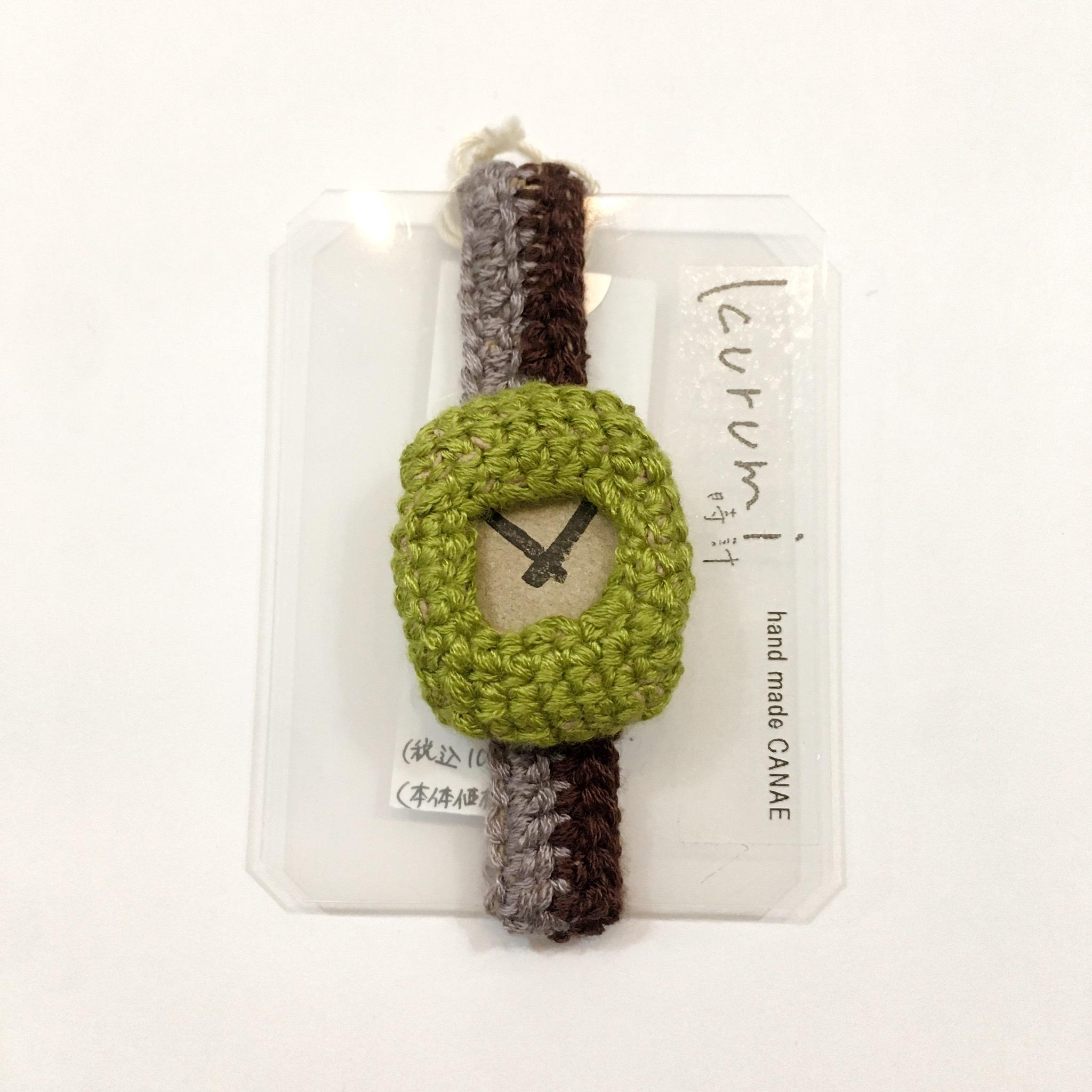【handmadeCANAE】kurumi時計 替えベルト(小)Lサイズ