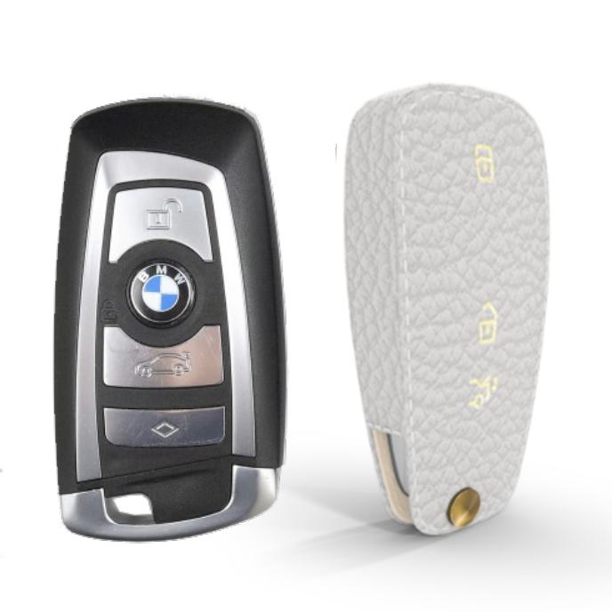 BMW 専用 Type4-A Car Key Case Shrink Leather Case