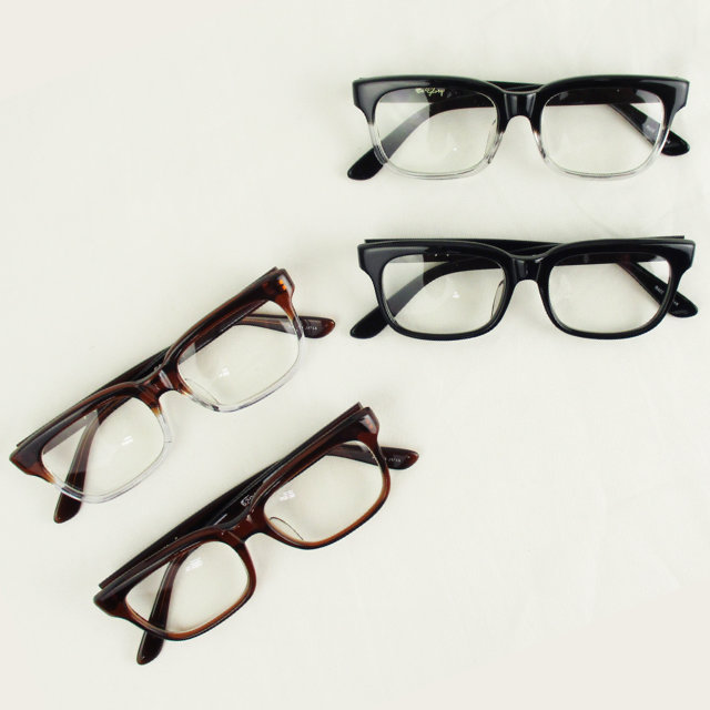 Celluloid Glasses 【OR GLORY】