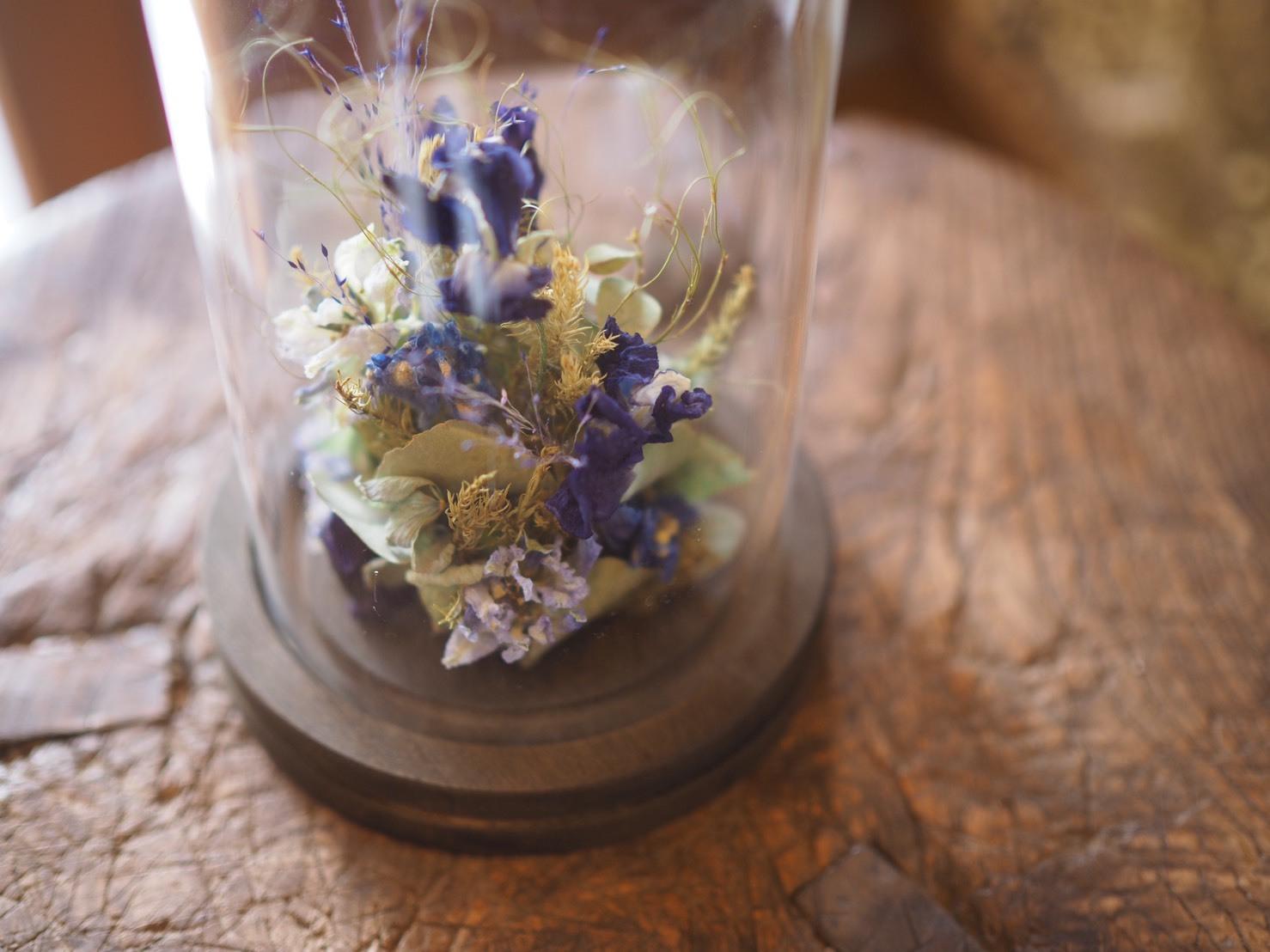 【ドームアレンジ】Blue × Purple