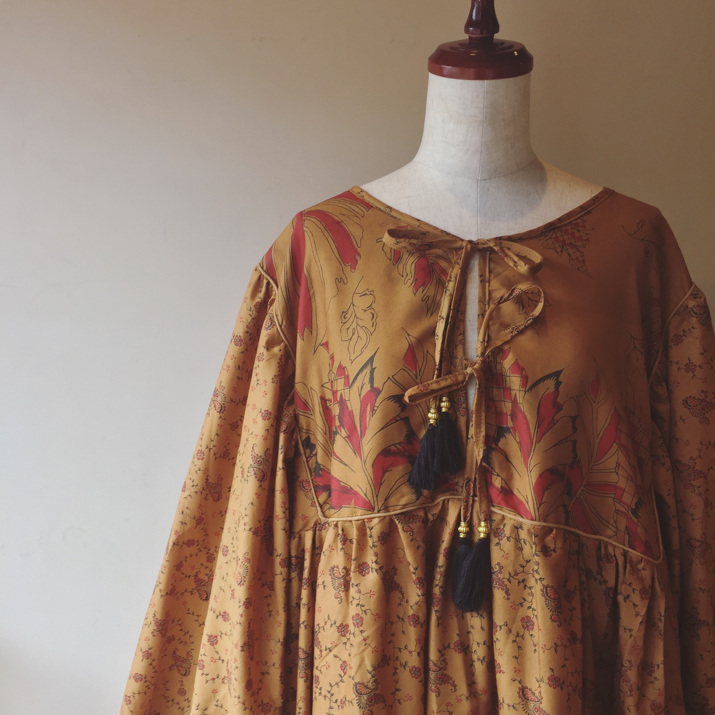 indian ethnic onepiece