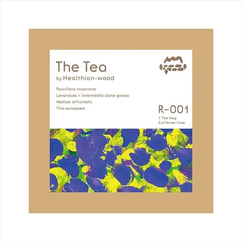 The Tea  R-001(3個入)