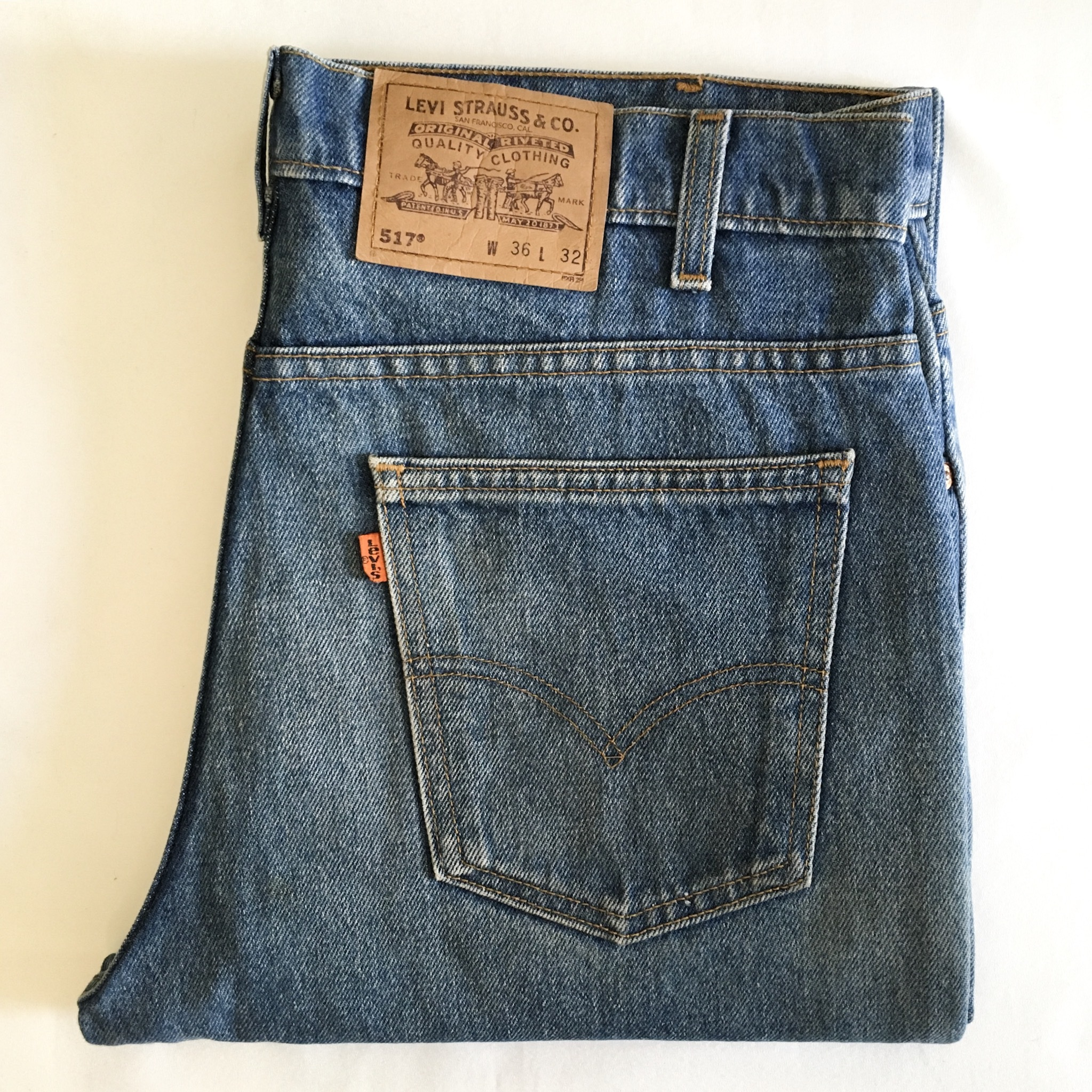 """Levi's 517  W36 inch """"MADE IN USA"""" <Used>"""