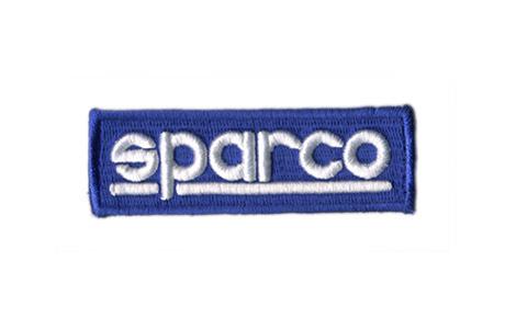 スパルコ・ロゴ・ワッペン・Sサイズ