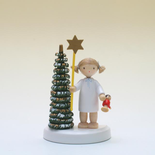フラーデ 天使とモミの木