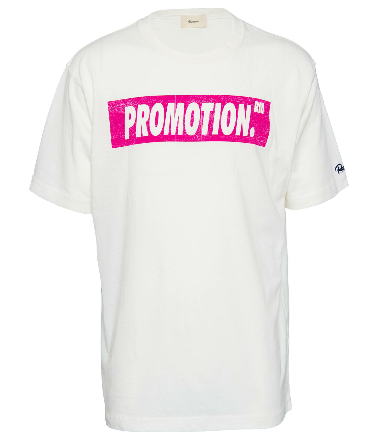 PROMOTION RM BOX LOGO T-shirt[REC293]