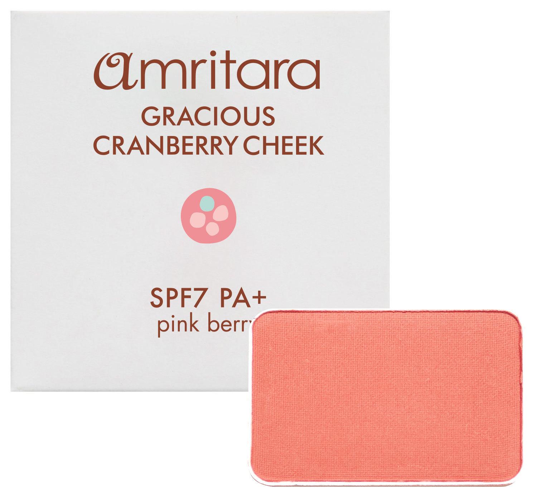 【チーク】amritara グレイシャス クランベリー チーク【Cheek】カラー選択可能