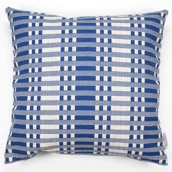 JOHANNA GULLICHSEN Zipped Cushion Cover Tithonus Blue