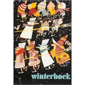 ポストカード winterboek(FO_PO_10146)