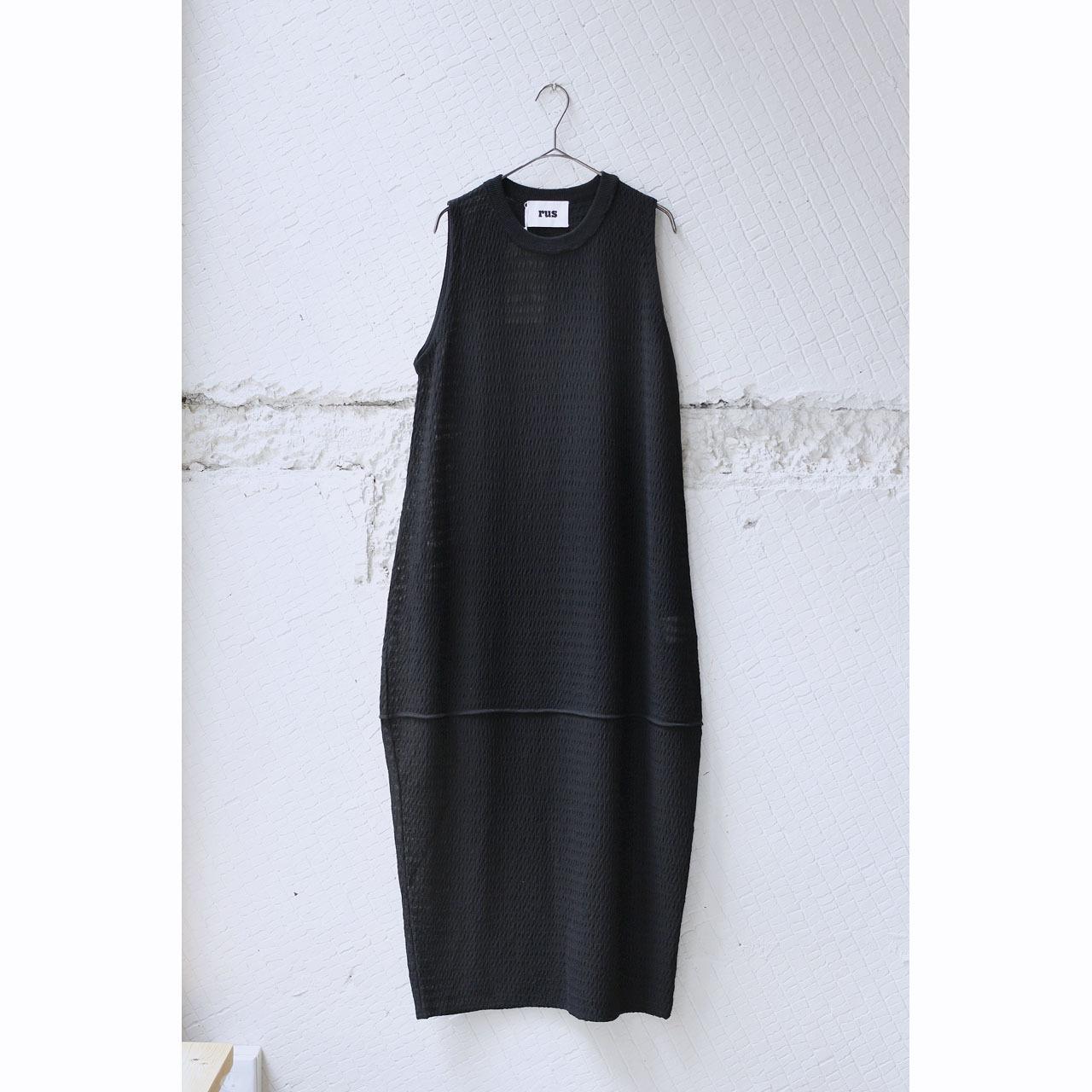 【RUS】SORA KNIT DRESS
