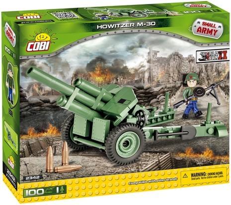 COBI #2342 M-30榴弾砲 (M-30 Howitzer)