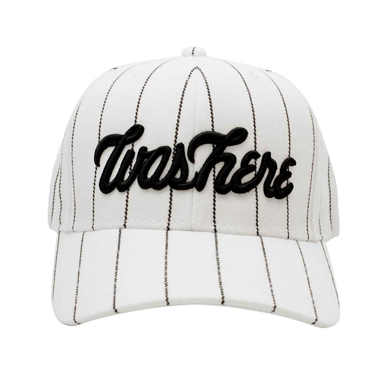 WWWTYO WasHere BASEBALL CAP (WHITE)
