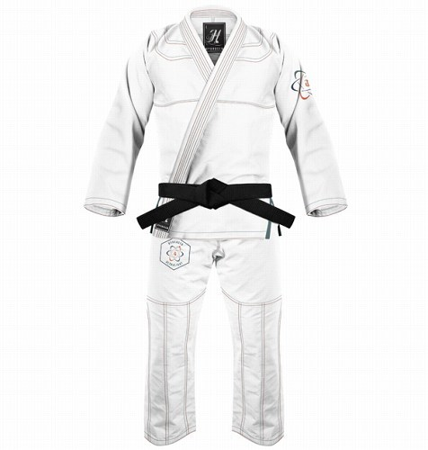 WAR TRIBE GEAR Hydrogen Gi ホワイト|ブラジリアン柔術衣(柔術着)