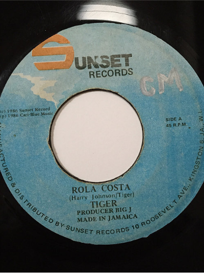 Tiger(タイガー) - Rola Costa【7'】